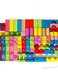 Недорогие -Конструкторы Обучающая игрушка Цилиндрическая Cool Девочки Игрушки Подарок