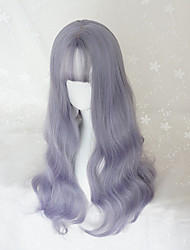 Sweet Lolita Curly Light Purple Lolita Wig