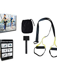 Yoga och pilates-Träningsgummiband Nylon Liv Multifunktion Styrketräning Yoga Gym Unisex