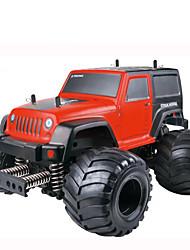 preiswerte -RC Auto WL Toys P959 4WD High-Speed Treibwagen Off Road Auto Auto Buggy (stehend) 1:10 Bürster Elektromotor 35 KM / H