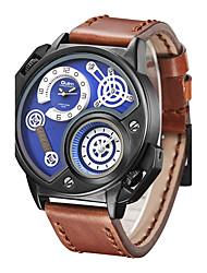 Недорогие -Муж. Спортивные часы Модные часы Наручные часы Уникальный творческий часы Повседневные часы Китайский Кварцевый Календарь Защита от влаги