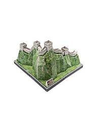 abordables -Puzzles 3D Puzzle Bâtiment Célèbre Architecture Chinoise Architecture 3D Articles d'ameublement En bois Style Chinois Unisexe Cadeau