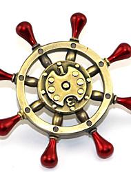 preiswerte -Fidget Spinner Inspiriert von Naruto Hokage Anime Cosplay Accessoires Zinklegierung