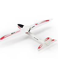 cheap -XK A700 3CH Brush RC Airplane RTF 2.4GHz Compatible with FUTABA S-FHSS