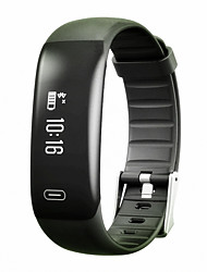 HHY New Z18 Heart Rate Bluetooth Smart Bracelet Life Waterproof Intelligent Wear Step Heart Rate Sleep SOS Information Reminder Android IOS