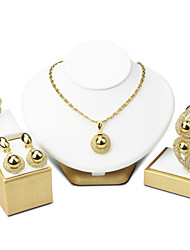 cheap -Women's Bridal Jewelry Sets Vintage Elegant Wedding Anniversary Party Evening Engagement Ceremony Alloy Drop