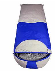preiswerte -Camping Polster Rechteckiger Schlafsack Einzelbett(150 x 200 cm) 15 Enten QualitätsdauneX60 Camping & Wandern warm halten