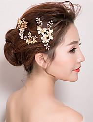 Недорогие -горный хрусталь волосы гребень волосы палочка головной убор классический женский стиль