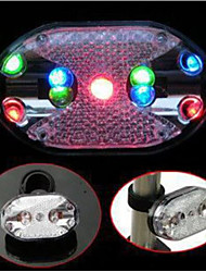 cheap -Bike Lights LED Cycling Widespread Waterproof Eco Friendly Lumens Battery Multicolor Everyday Use