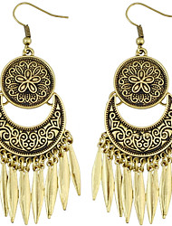 cheap -Women's Drop Earrings Dangling Style Pendant Tassel Friendship Multi-ways Wear Euramerican Turkish Gothic Movie Jewelry Luxury Durable