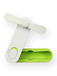 N-zdxfs dobrável portátil mini-magnético de liberação rápida de usb ventilador usb