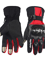 cheap -Pro-Biker HX-04 Protective Motorcycle Gloves Winter Warm Waterproof Windproof Sports Racing Accessories guantes moto motorbike