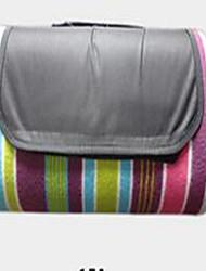 Недорогие -Одеяла На открытом воздухе Сохраняет тепло Водонепроницаемость Оксфорд Хлопок Отдых и Туризм Демисезонный