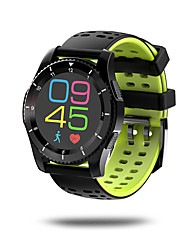 cheap -Smartwatch YYGS8 for iOS / Android Heart Rate Monitor / Calories Burned / Touch Screen / Water Resistant / Water Proof / Exercise Record Stopwatch / Pedometer / Activity Tracker / Sleep Tracker