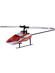 Вертолет WL Toys K110 6-канальный 6 Oси 2.4G Пульт управления Flybarless