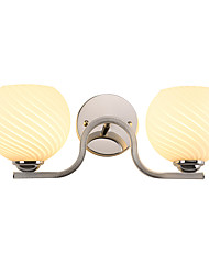 cheap -Simple Modern / Contemporary Wall Lamps & Sconces For Metal Wall Light 110-120V 220-240V 10W