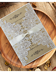 cheap -Gate-Fold Wedding Invitations 50-Invitation Cards Invitation Sample Mother's Day Cards Baby Shower Cards Bridal Shower Cards Engagement