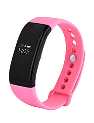 cheap -Women's Smart Watch Fashion Watch Digital Water Resistant / Water Proof Rubber Band Black White Blue Pink Purple