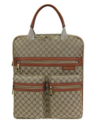 Women Bags All Seasons Canvas Sports & Leisure Bag for Casual Sports Maroon
