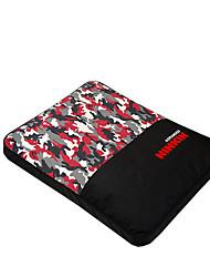 Недорогие -Собака Кровати Животные Коврики и подушки Контрастных цветов Теплый Мягкий Красный Синий Камуфляжный Для домашних животных