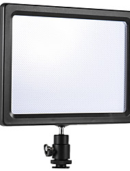 Andoer PAD-112 Slim LED Video Fill-in Light Panel 3200K-5600K Adjustable Temperature CRI85 for Nikon Sony Canon EOS Camera Camcorder