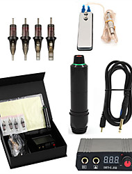cheap -Complete Tattoo Kit Tattoo Machines Inks Shipped Separately