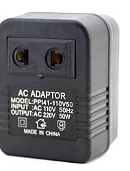 Недорогие -Pp141 адаптер вход ac110v выход AC 220v 50w