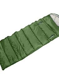 Schlafsack Rechteckiger Schlafsack Einzelbett(150 x 200 cm) 26 HohlbaumwolleX75 Camping & Wandern Draußen Camping & Wandern