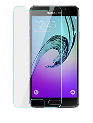 Screen Protector for Samsung Galaxy A3(2017) Tempered Glass High Definition (HD) 9H Hardness 2.5D Curved edge Front