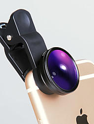 IVR Mobile Phone Lens 10X Macro   28MM Wide Angle External lens