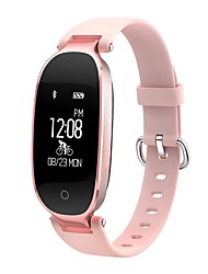 yy s3 femme bluetooth bracelet intelligent / smartwatch / application pour ios téléphone Android