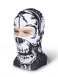 XINTOWN 3D Headwear Moisture Wicking UV Protection Neck Gaiter Balaclava Headband for Cycling Motorcycling Running Skateboarding