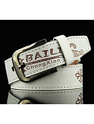 Pressure to float and cutting line of men's leisure belt locomotive men's fashion retro pin buckle beltsAgio batch is a little different style agio