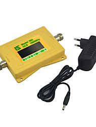 Mini display intelligente dcs 1800mhz ripetitore del segnale di ricezione del segnale del telefono cellulare dcs980 con alimentazione