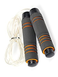 cheap -Jump Rope/Skipping Rope Exercise & Fitness Jumping Durable Help to lose weight Spring steel wire-