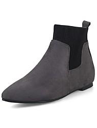 Недорогие -Для женщин Ботинки Для прогулокБалетки Оригинальная обувь Туфли Мери-Джейн Гладиаторы В ковбойском стиле Верховые ботинки Модная обувь