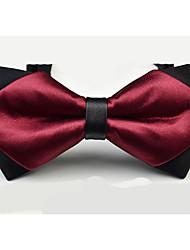 preiswerte -Herren Mit Steinen verziert Baumwolle Halstuch & Ascot,Jacquard Rote Marineblau Purpur