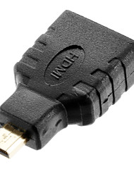 HDMI Micro Adapter, HDMI Micro to HDMI 1.3 Adapter Male - Female