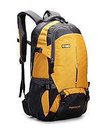 Недорогие -30 L Рюкзаки - Влагонепроницаемый, На открытом воздухе На открытом воздухе Отдых и Туризм, На открытом воздухе Нейлон Синий, Оранжевый, Темно-фиолетовый