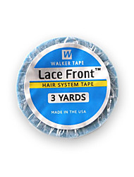 Ultra Hold Lace Front Glue Toupee Tape Strong Waterproof Adhesives Hair Tapes Double Sided Adhesive Hair Tape For Wigs