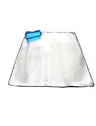 cheap -Picnic Pad Moistureproof/Moisture Permeability Waterproof Foldable Thick Lightweight Materials Casual/Daily Aluminium EVA Camping /