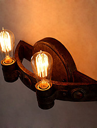 Loft Style Vintage Industrial Creative Personality Metal  Wall Lamp for the Coffee Room / Bar / Foyer Decorate Wall Lighting