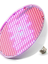 cheap -E27 LED Grow Lights 800 SMD 3528 4000-5000 lm Red Blue K AC85-265 V