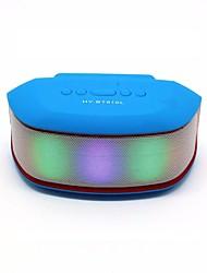 Недорогие -На открытом воздухе Мини Bluetooth Подсветка Bluetooth 2.1 3,5 мм Черный Винный Светло-синий