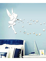 Little Angel Mirror The Sitting Room The Bedroom Decorates A Wall Post