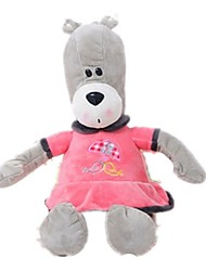 Stuffed Toys Dolls Toys Dog Bear Unisex Pieces