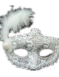 Halloween-Masken Sexy Maske mit Spitze Spielzeuge Spitze Spitze Horror-Theme Stücke Unisex Geschenk
