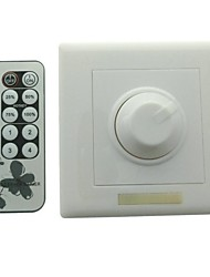 LED Dimmer IR Remote Control AC90-240V for Dimmable LED Bulb or LED Strip Lights