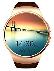 Per uomo Orologio sportivo Smart watch Orologio alla moda Cinese Digitale LED Touchscreen Calendario Resistente all'acqua allarme