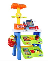 cheap -Grocery Shopping Money & Banking Toy Pretend Play Toy Simulation Plastics Kid's Gift